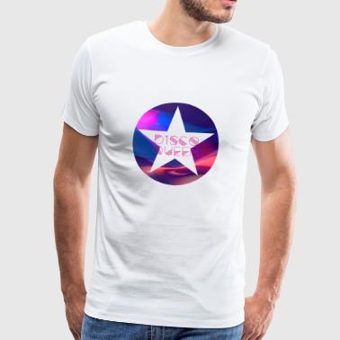 disco queen dance ny star dance 80s dab 70s - Camiseta premium hombre