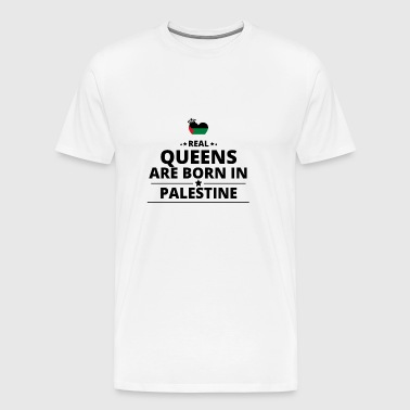 GIFT QUEENS LOVE FROM PALESTINE PALESTINA - Men's Premium T-Shirt