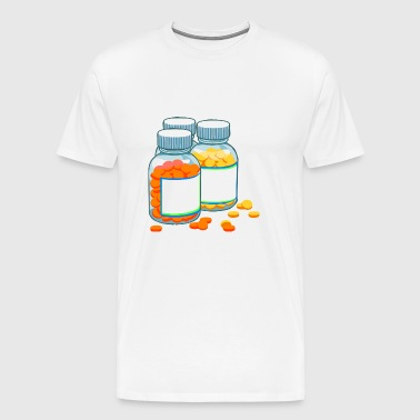 drugs - Men's Premium T-Shirt