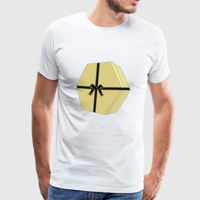 Gift box - Men's Premium T-Shirt