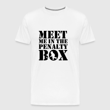 Penalty Box - Männer Premium T-Shirt