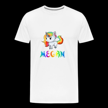 Megan unicorn - Men's Premium T-Shirt