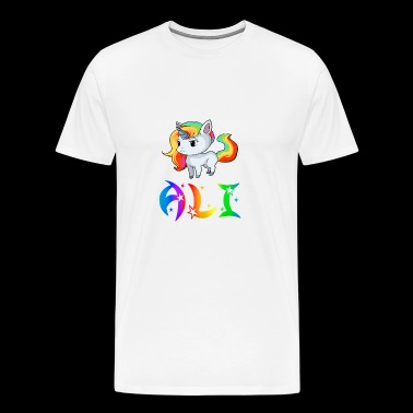 Ali unicorn - Men's Premium T-Shirt