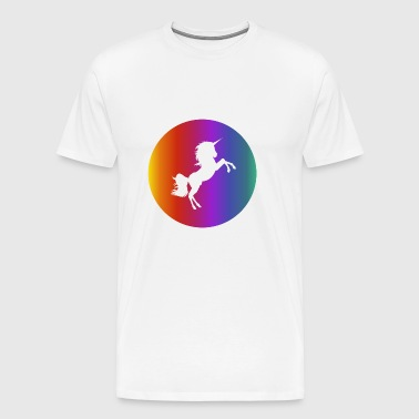 Magic Unicorn - Men's Premium T-Shirt