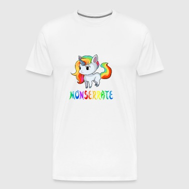 Unicorn Monserrate - T-shirt Premium Homme
