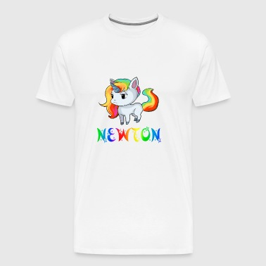 Unicorn Newton - Men's Premium T-Shirt
