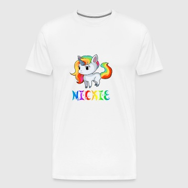 Unicorn Nickie - T-shirt Premium Homme