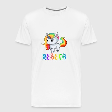 Unicorn Rebeca - T-shirt Premium Homme