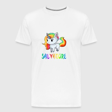 Unicorn Salvatore - T-shirt Premium Homme