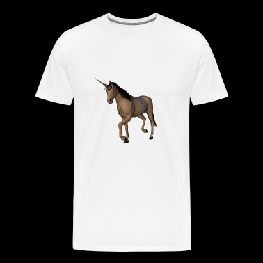 The wonderful unicorn - Men's Premium T-Shirt