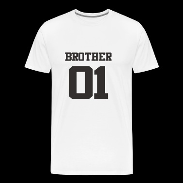 Brother friends brother bff friendship - Men's Premium T-Shirt