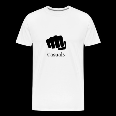 Casuals - Men's Premium T-Shirt