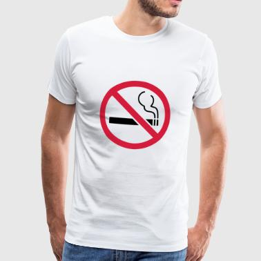 No smoking No smoking - Men's Premium T-Shirt