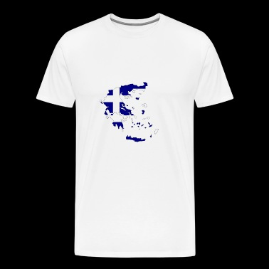 Greece - Greece - Men's Premium T-Shirt