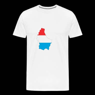 Luxembourg - Luxembourg - Country - Men's Premium T-Shirt