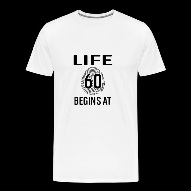 60 best age - Men's Premium T-Shirt