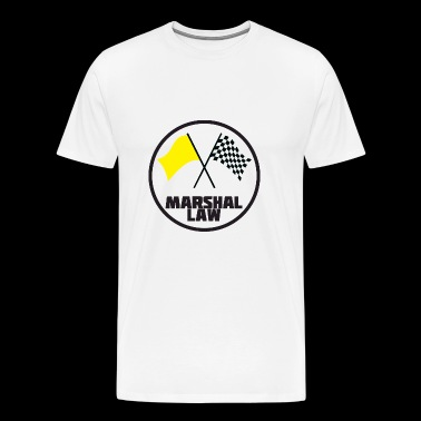 Marshal Law - Men's Premium T-Shirt