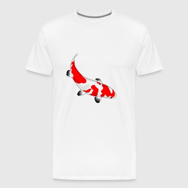 Koi - Men's Premium T-Shirt