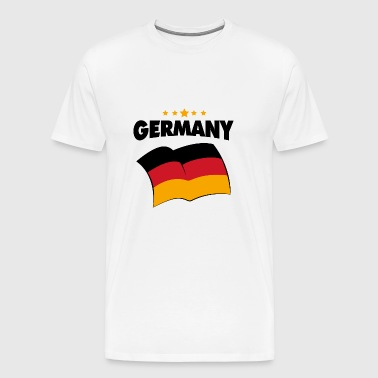Germany Germany 2018 World Cup - Men's Premium T-Shirt
