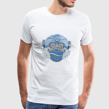 Monkey stylish - Men's Premium T-Shirt
