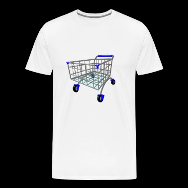shopping cart - Men's Premium T-Shirt