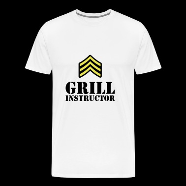 Grill Instructor - Men's Premium T-Shirt