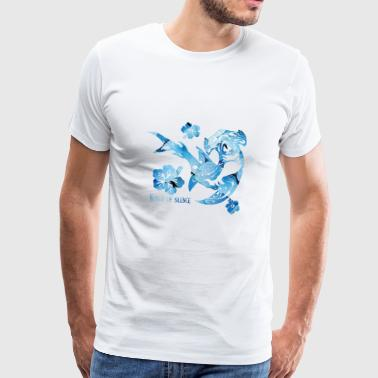 shark martin - Men's Premium T-Shirt