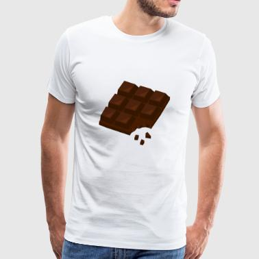 Chocolate chocolate - Men's Premium T-Shirt