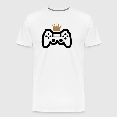 game king - Männer Premium T-Shirt
