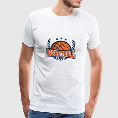 gagnants de club de basket - T-shirt Premium Homme