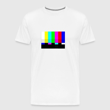 No signal - Men's Premium T-Shirt