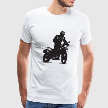 GS Rider - Men's Premium T-Shirt