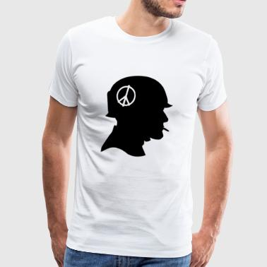Freedom Fighter - Mannen Premium T-shirt