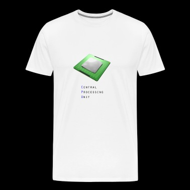 CPU - Central Processing Unit - Men's Premium T-Shirt