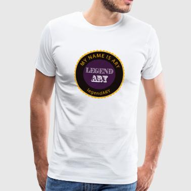 legendary shirt - Men's Premium T-Shirt