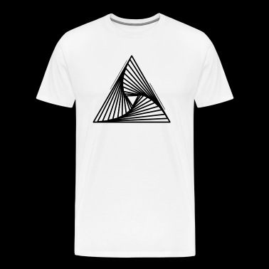 ellipse - Men's Premium T-Shirt