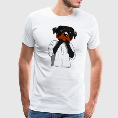 animaux humains - T-shirt Premium Homme