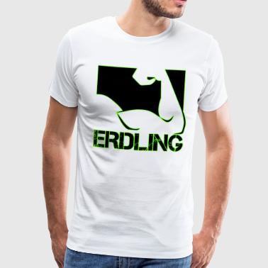 Earthing Power - Men's Premium T-Shirt