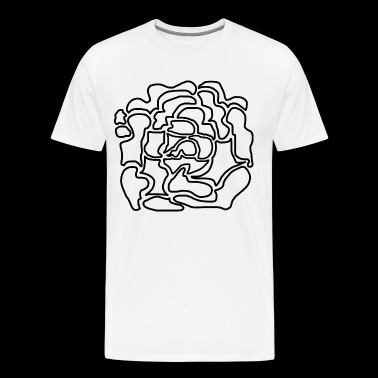 Abstract art - Men's Premium T-Shirt