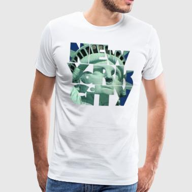 New York City 1 - T-shirt Premium Homme