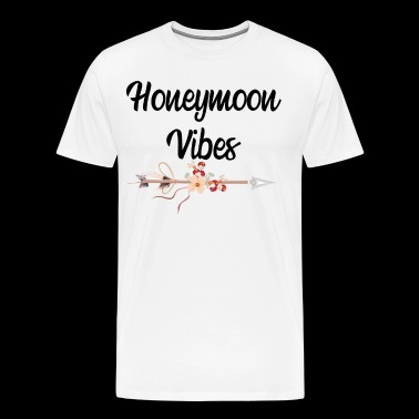 Honeymoon Vibes - Männer Premium T-Shirt