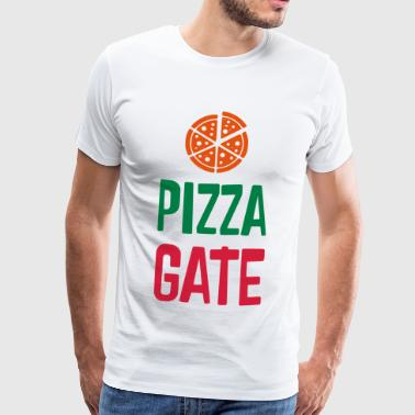 PIZZA GATE - Men's Premium T-Shirt