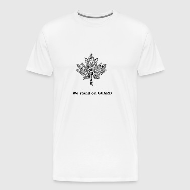 maple - Men's Premium T-Shirt