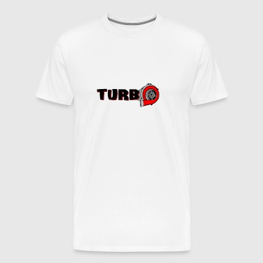 TURBO - T-shirt Premium Homme
