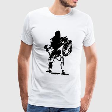 hangman - Men's Premium T-Shirt