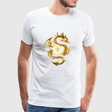 dragon - T-shirt Premium Homme
