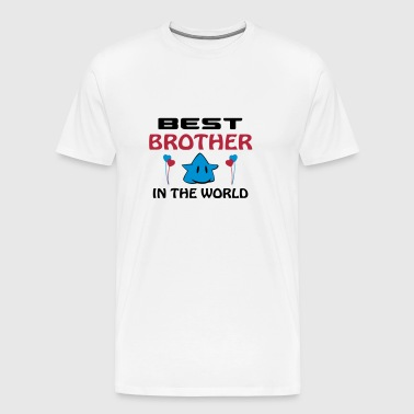 Dad / Brother / Sister / Mommy / Mother / Father - Mannen Premium T-shirt