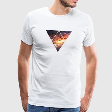 Space X - Men's Premium T-Shirt