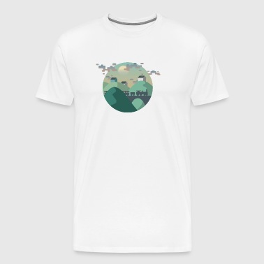 Train - Men's Premium T-Shirt