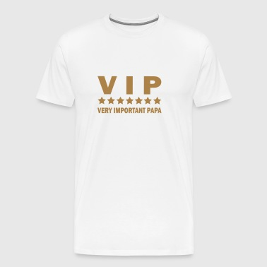 Very important papa - T-shirt Premium Homme